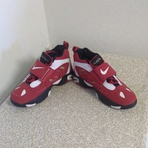 Nike Air Diamond Turf II Youth Sneakers